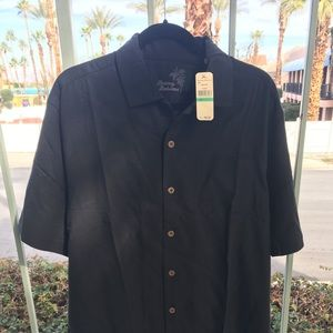 Tommy Bahama button up shirt
